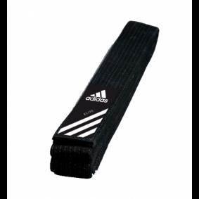 Black Judo Belts - Judo Belts - kopen - Adidas Judo Belt Elite Zwart