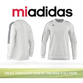 Adidas MiTeam - Sports Clothing - kopen - Adidas MiTeam Crewneck Sweater Men