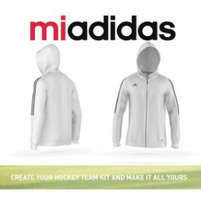 Adidas MiTeam - Sports Clothing - kopen - Adidas MiTeam Hooded Sweater Kids