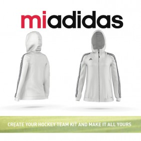 Adidas MiTeam - Sports Clothing - kopen - Adidas MiTeam Hooded Sweater Women