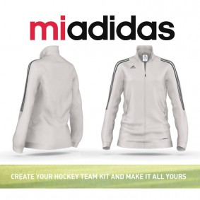 Adidas MiTeam - Sports Clothing - kopen - Adidas MiTeam Trainingsjacket Kids