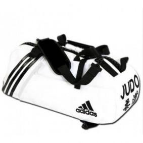 Sports Bags - Judo Bags - kopen - Adidas Sports Bag Wafelcotton White