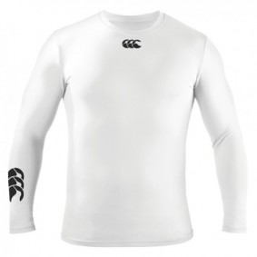 Functional Under Clothing - Sports Clothing - kopen - Canterbury Sport Undershirt Men Long Sleeve White