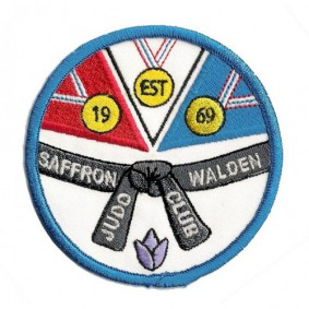 Badges and Back Emblems - kopen - Embroidered Clubbadge | Pricing
