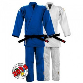 IJF approved Judo Suits - Judo Suits - kopen - Essimo IJF Gold 2017 Model Duonack Slim Fit