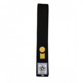 Black Judo Belts - Judo Belts - kopen - Essimo Judo Belt Black IJF Approved