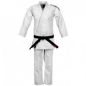 Essimo Judo Suits - Judo Suits - kopen - Essimo Judo Suit Ippon White Slimfit