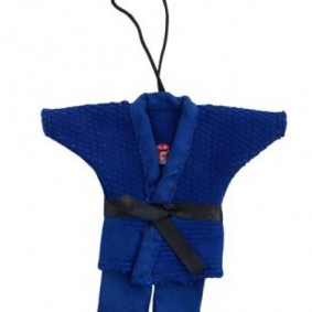 Accessories - Gadgets and Gift Items - kopen - Essimo Mini Judosuit Blauw