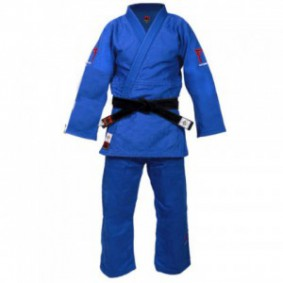 Fighting Films Judo Suits - Judo Suits - kopen - Fighting Films Superstar Classic Blue Slim Fit