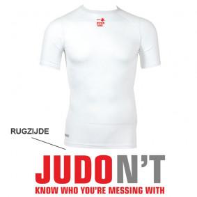 """Judo Rashguards - kopen - IpponTime Rashguard """"Judon't"""" Men"""
