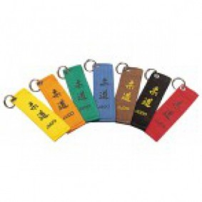Accessories - Gadgets and Gift Items - kopen - Key Ring Judo Belt In All Colors