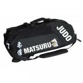 Sports Bags - Judo Bags - kopen - Matsuru Judo Bag / Judo Backpack Black Polyester