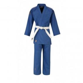 Judo Suits - Matsuru Judo Suits - kopen - Matsuru Judo Suit Club With Shoulder Labels Blauw