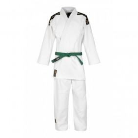 Judo Suits - Matsuru Judo Suits - kopen - Matsuru Judo Suit Club With Shoulder Labels White
