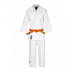 Judo Suits - Matsuru Judo Suits - kopen - Matsuru Judo Suit Club Without Shoulder Label White