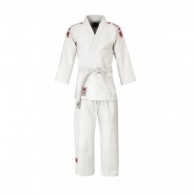 Judo Suits - Matsuru Judo Suits - kopen - Matsuru Judo Suit Juvo 0005 With Label Pink