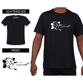 Leisure Wear - kopen - T-shirt Gatame Men Black