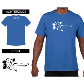 Leisure Wear - kopen - T-shirt Gatame Men Blue