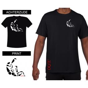 Leisure Wear - kopen - T-shirt Sutemi Men Black