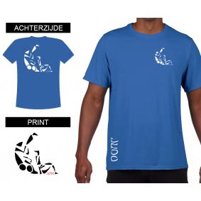 Leisure Wear - kopen - T-shirt Sutemi Men Blue