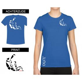 Leisure Wear - kopen - T-shirt Sutemi Women Blue